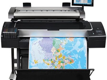 Online Large format printing